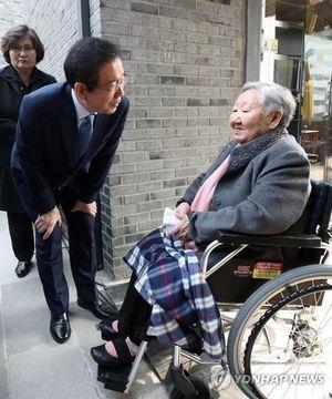 【韓国】ソウル市長「日本は被害者の観点で痛みを癒やし、慰安婦に謝罪する努力が必要だ」
