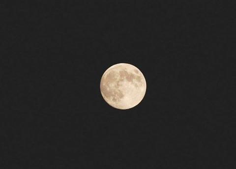 満月・中秋の名月