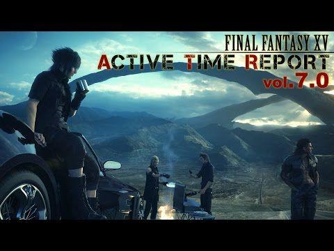 【速報】FF15の最新戦闘シーン公開