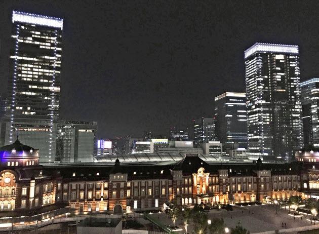 東京の夜、もっと魅力的に ライトアップ協議を義務化