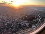 Over Osaka