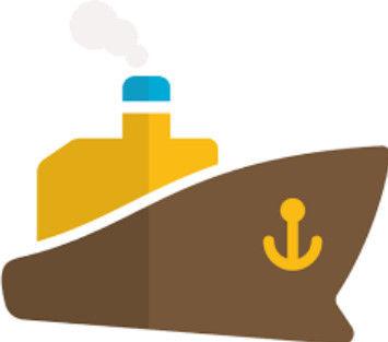 お菓子の空箱で作った船のクオリティがヤバすぎwwwwww