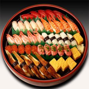 【警告】寿司の配達取るのはやめとけwww理由はコレwwwwwwwww