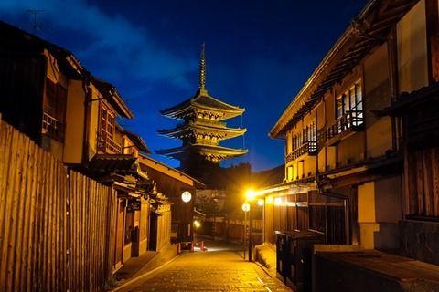 京都での生活に憧れる、住んでみたい