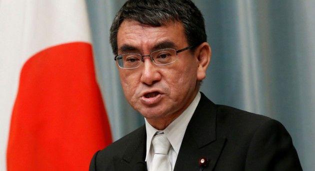 河野外相、韓国議員竹島上陸に「未来志向とは思えない」 と、政府が珍しく遺憾以外の言葉で批判