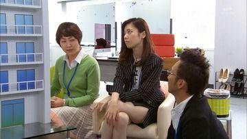 島崎遥香さんがドラマで見せる色白太ももwwwwww
