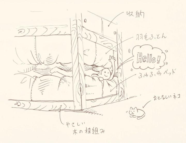 【画像あり】理想の寝室、完成する