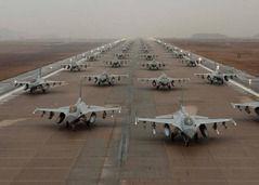 韓国軍機が横田基地に緊急着陸 空中給油でトラブル