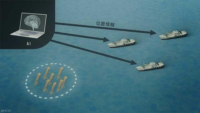 日本人「イカが記録的な不漁で数が足りん…せや!」