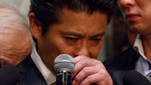 【衝撃】元TOKIO山口達也の弟の現在、とんでもない発言wwwwwww