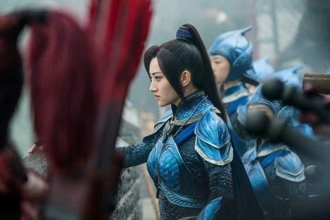 【画像あり】この中国の女優さんが可愛すぎるンゴwwwwwwwww