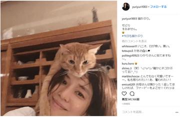 石田ゆり子が猫を被った結果wwwwww