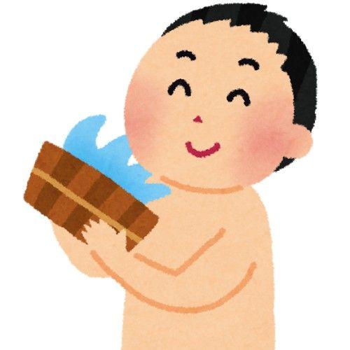 風呂でタオル使って体こするの面倒だからボディーソープ体に塗って手で洗っちゃう
