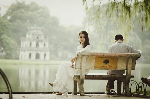 離婚の理由ランキング