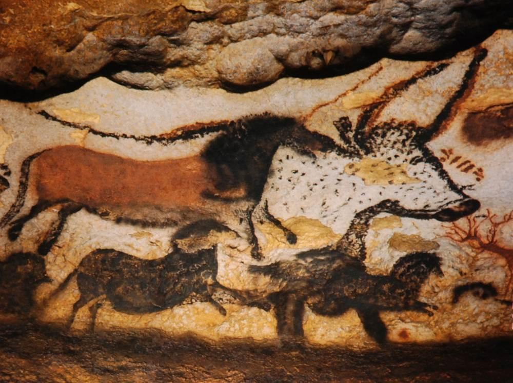 壁画 ラスコー の ラスコー洞窟の壁画に星が描かれていた