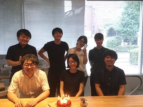 中山さん誕生日