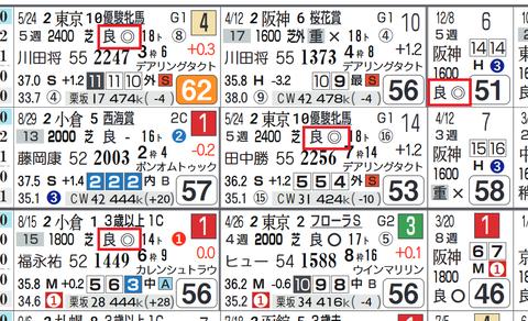 中京の芝の馬場傾向2