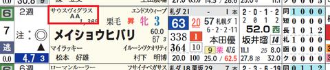札幌9R3