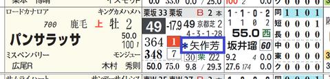 パンサラッサ(矢作厩舎)