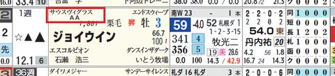 札幌9R4