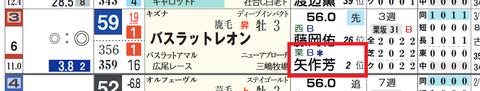 バスラットレオン(矢作厩舎)
