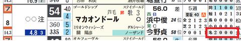 マカオンドール(「コース実績」)