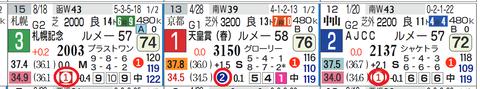 フィエールマン(近4走)