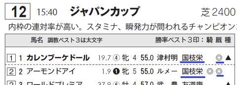 カレンブーケドール(国枝厩舎2)