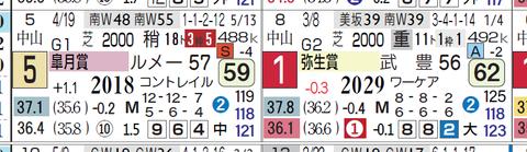 サトノフラッグ(弥生賞)