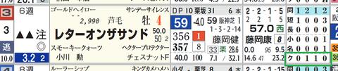 小倉10R5