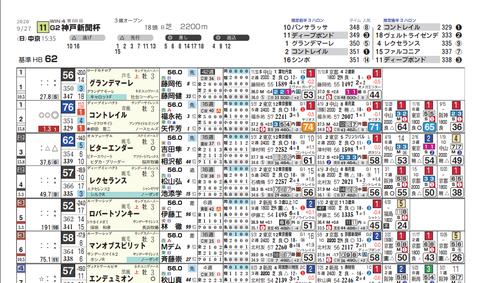 神戸新聞杯(ヨコ)