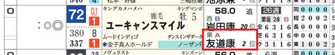 ユーキャンスマイル(友道厩舎)