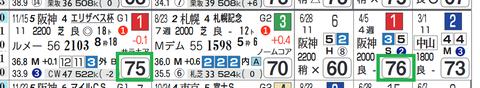 ラッキーライラック(阪神内回り)