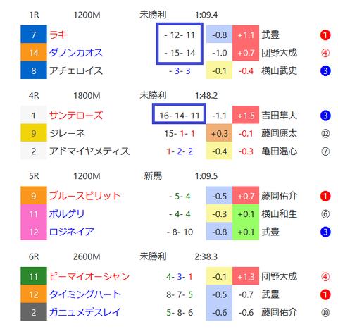 函館の芝2
