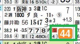 阪神6R2