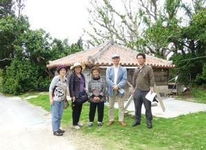 久高島、イラブ—燻製小屋