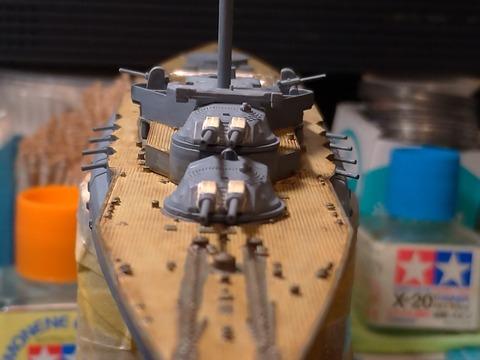 戦艦『陸奥』その8