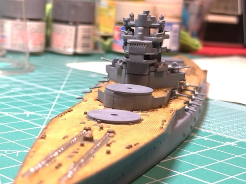 戦艦『陸奥』その9