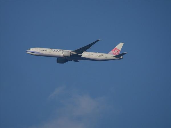 CHINA AIRLINE30135
