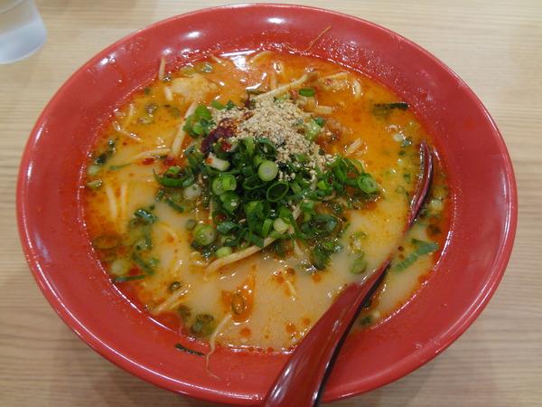 牛麺大王 ホルモンラーメン (2)