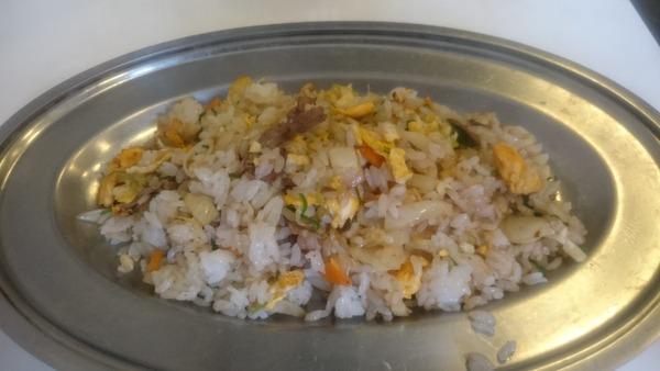 南星 焼き飯+豚汁 (3)
