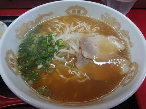 冠生園 関上道広のラーメン ミニ焼飯   (3)