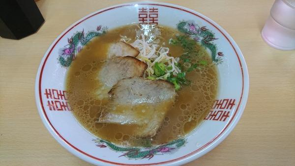 つばさ 中華そば  (2)