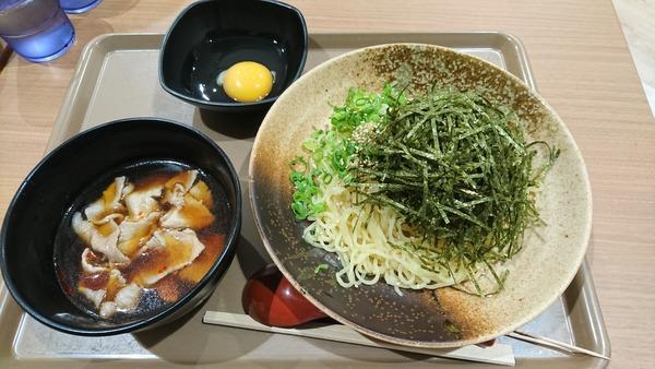 近江ちゃんぽん亭 特製つけ麺  (2)