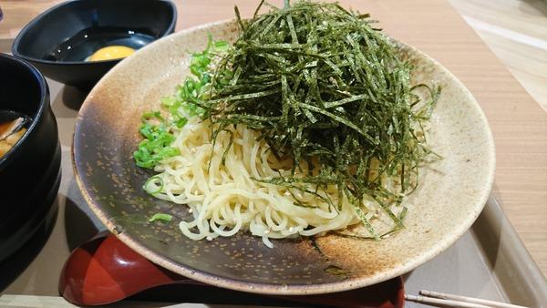 近江ちゃんぽん亭 特製つけ麺  (3)