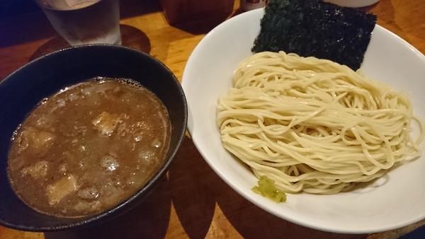 伊藤赤羽 つけそば (5)