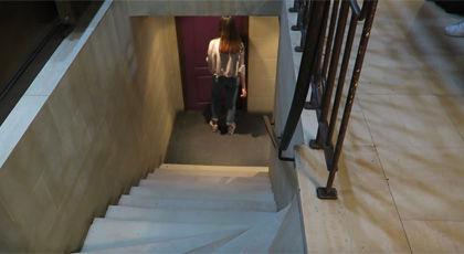 階段を降りた目的を忘れてしまう催眠