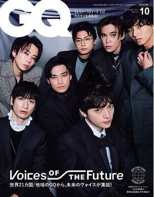 『GQ JAPAN』2021年10月号 Photographed by Yusuke Miyazaki (C) 2021 CONDE NAST JAPAN. All rights reserved.