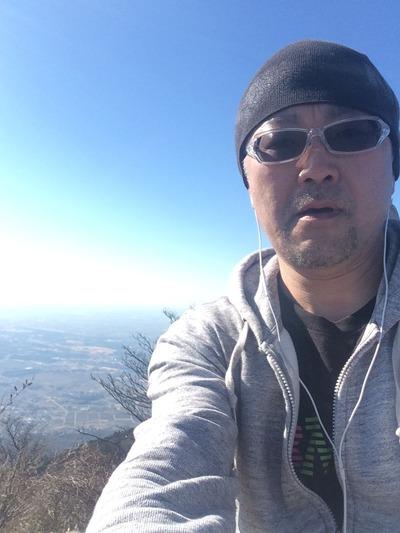 筑波山登頂2016