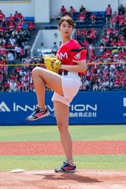 稲村亜美(22)身長173cm → ワイの身長よりデカいやんけ!
